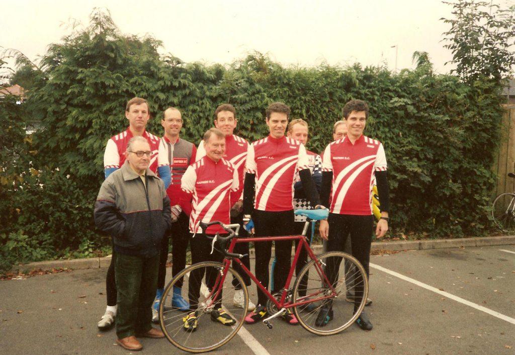 New Club Kit 1993